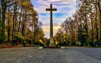 Strážníci městské policie posilují kontroly zlínských hřbitovů