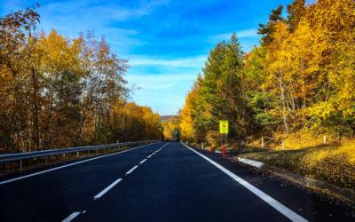 Několik doporučení motoristům pro bezpečnou cestu podzimem