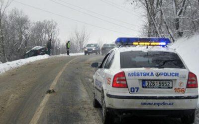 Doporučení řidičům pro bezpečnou jízdu v zimním období