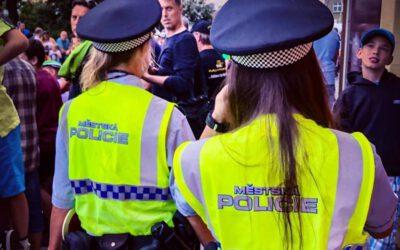 Městská policie upozorňuje na plánovaná dopravní omezení ve Zlíně
