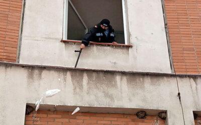 Rampouch posilněný gravitací ohrozil hlídku MP Zlín. Strážníci zúčtovali s ním i s jemu podobnými