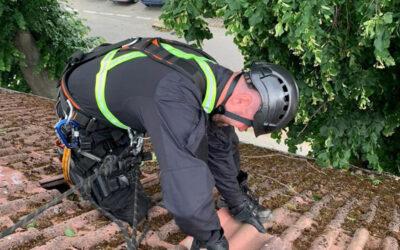 Město Zlín vyslalo pomoc do oblastí zasažených silnými bouřkami