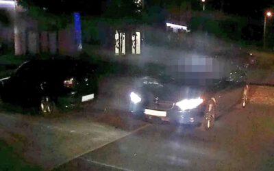 Opilý řidič na sebe upozornil porušením zákazu vjezdu. Strážníkům se pak pokusil ujet